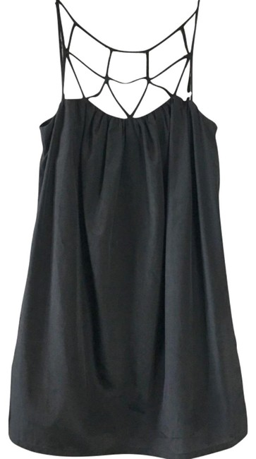 Item - Spider Web Night Out Dress Size 4 (S)