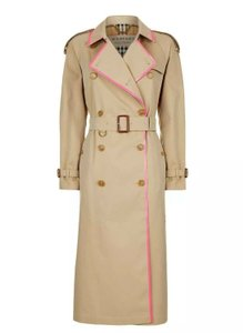Burberry Pink Eastheath Trench Coat