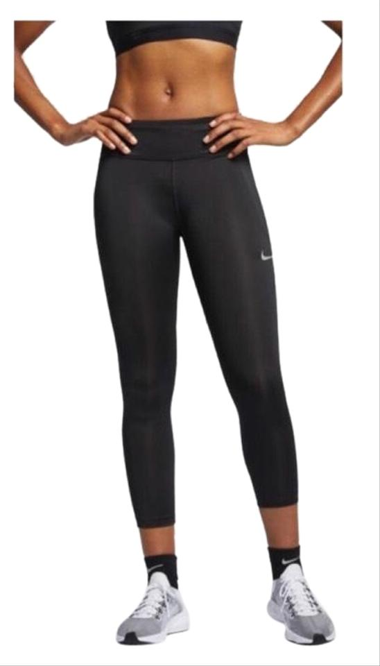 7b12cbc606a60b Black Nike Active Maternity Leggings - Up to 90% off at Tradesy