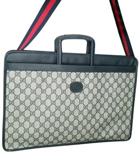 Gucci Vintage Vintage Vintage Vintage Purse Web Laptop Bag
