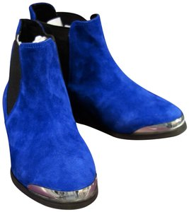 Shellys London Blue Boots