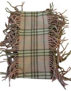 Burberry winter cashmere scarf