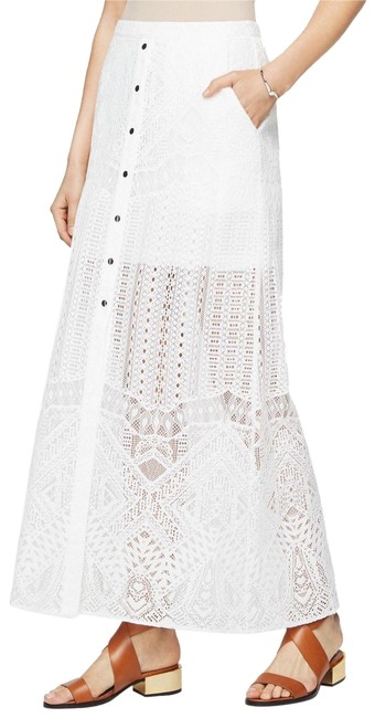 Item - Off White Harper Lace Skirt Size 4 (S, 27)