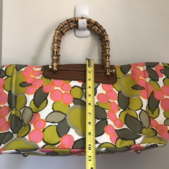 MILLY Tote in Multi Image 4