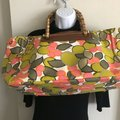 MILLY Tote in Multi Image 9
