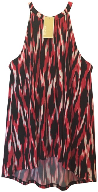 Item - Red Black and White Tank Top/Cami Size 12 (L)