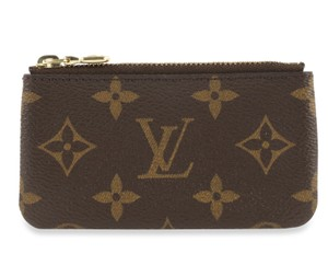 Louis Vuitton Monogram Key Pouch - item med img