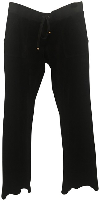 Item - Black Track Pants Size 8 (M, 29, 30)