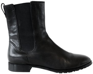 Cole Haan Water-resistant Comfortable Leather Black Boots
