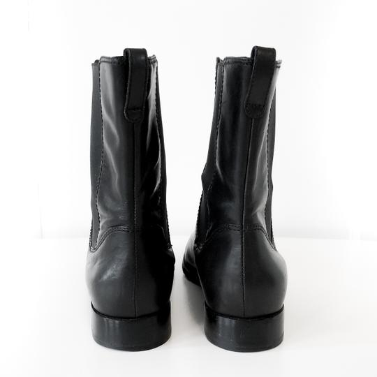 Cole Haan Water-resistant Comfortable Leather Black Boots Image 3
