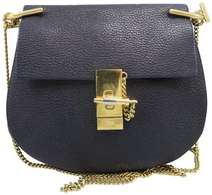 Chloé Drew Calfskin Medium Shoulder Bag
