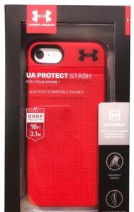 d4b656e3b89c Under Armour Under Armour Red & Black iPhone 8/7/6/6s Case