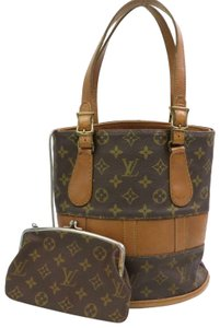 Louis Vuitton Backet French Co Vintage Usa Limited Edition Shoulder Bag