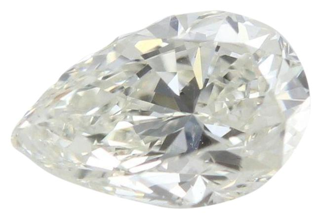 Item - White Pear Loose Diamond 0.81 Ct G Color Vs1 Igl C6000012