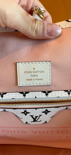 Louis Vuitton Tote in Red/Pink Image 5