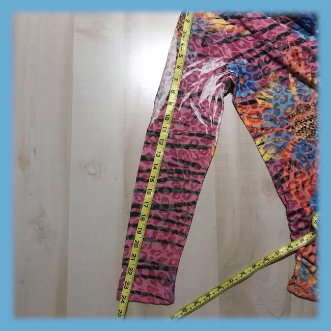 Pretty Rebellious Top Blue Pink Image 8