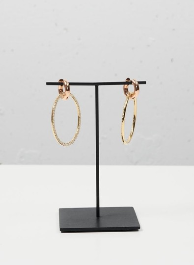 Spinelli Kilcollin Spinelli Kilcollin Casseus hoop earrings Image 7