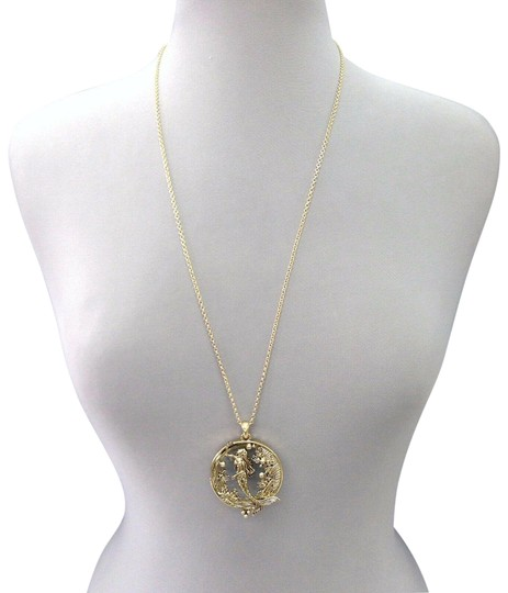 Preload https://img-static.tradesy.com/item/25403923/gold-finished-mermaid-design-pendant-necklace-0-1-540-540.jpg
