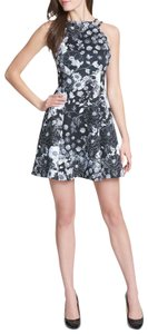 Guess short dress Black White on Tradesy