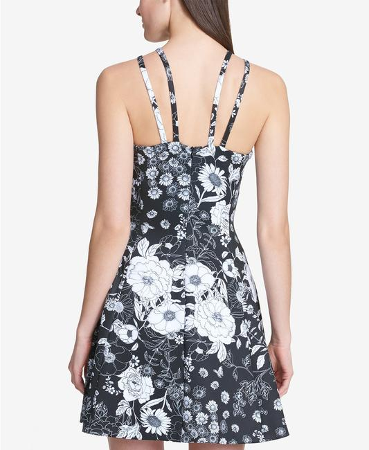 Guess short dress Black White on Tradesy Image 1