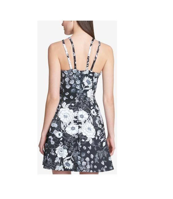 Guess short dress Black White on Tradesy Image 2