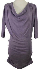 Love Culture short dress Purple on Tradesy