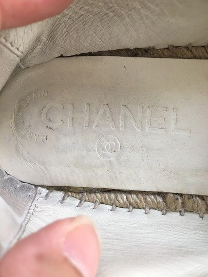 Chanel Green Mules Image 6