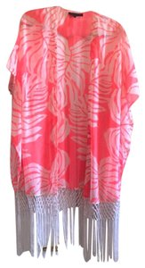 Club Z. Collection Tropical Swim Coverup