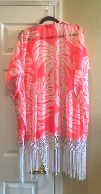 Club Z. Collection Tropical Swim Coverup Image 3