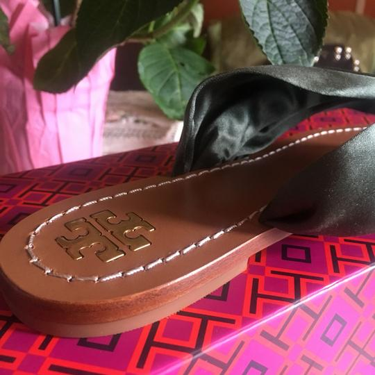 Tory Burch Olive Green Sandals Image 2