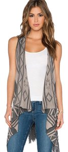 BB Dakota Vest Aztec Tunic