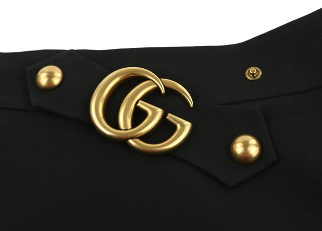 Gucci Double G Skirt Black Image 6