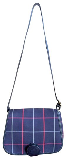 Preload https://img-static.tradesy.com/item/25404197/burberry-vintage-flap-plaid-made-in-england-navy-blue-and-red-canvas-leather-shoulder-bag-0-1-540-540.jpg