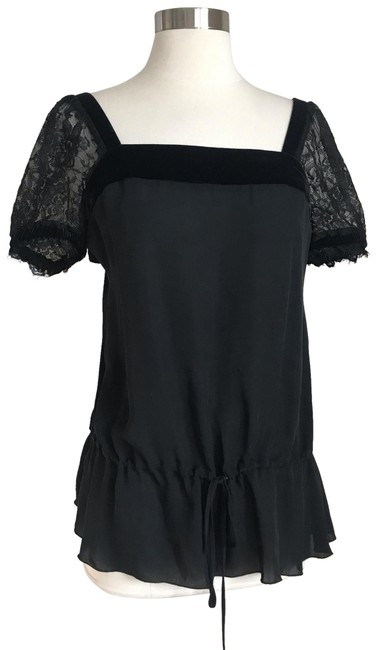 Preload https://img-static.tradesy.com/item/25404297/express-black-dress-blouse-size-0-xs-0-1-650-650.jpg