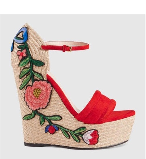 Gucci Wedges Image 5