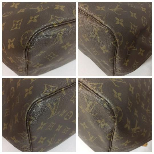 Louis Vuitton Lv Neverfull Gm Neverfull Monogram Neverfull Gm Canvas Lv Neverfull Canvas Tote in Brown Image 6