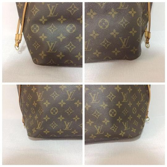 Louis Vuitton Lv Neverfull Gm Neverfull Monogram Neverfull Gm Canvas Lv Neverfull Canvas Tote in Brown Image 7
