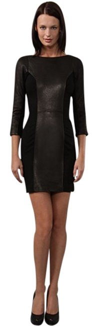 Preload https://img-static.tradesy.com/item/25404548/diane-von-furstenberg-black-arita-leather-mid-length-cocktail-dress-size-8-m-0-1-650-650.jpg