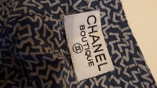 Chanel Top Blue/White Image 3