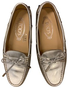Tod's Silver Athletic