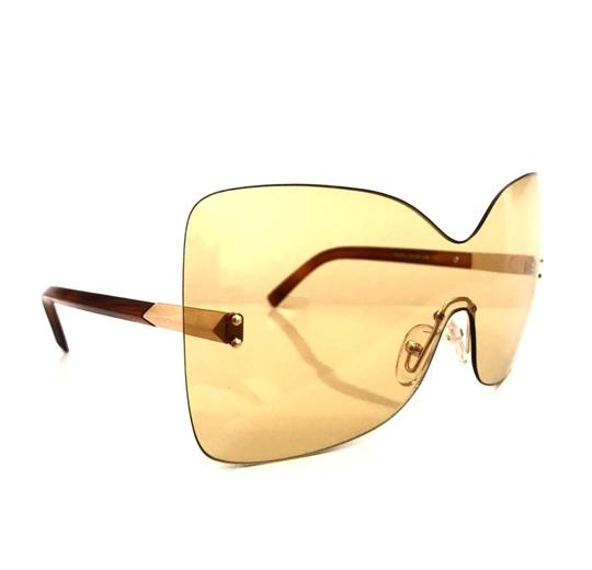 Fendi Over sized Rimless Shield Image 1