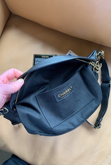 Chanel Fanny Pack Belted Cross Body Bag Image 8