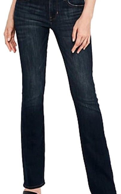 Preload https://img-static.tradesy.com/item/25404876/express-blue-pants-barely-boot-cut-jeans-size-26-2-xs-0-1-650-650.jpg