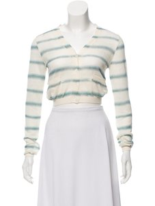 Prada Striped 125463 Cardigan