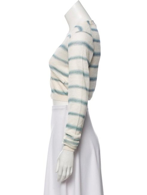 Prada Striped 125463 Cardigan Image 1