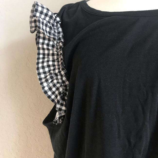 Who What Wear x Target Top Black Image 1