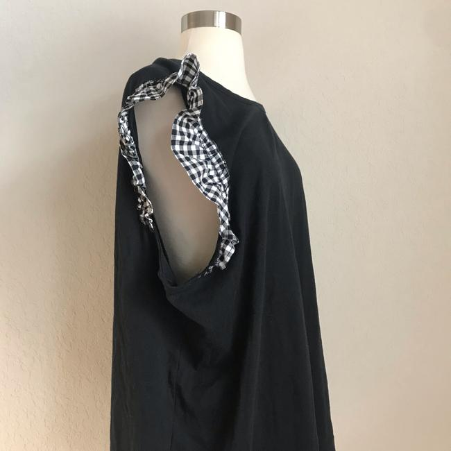 Who What Wear x Target Top Black Image 3