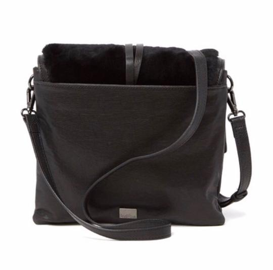 Kooba Shearling Yukon Cross Body Bag Image 1