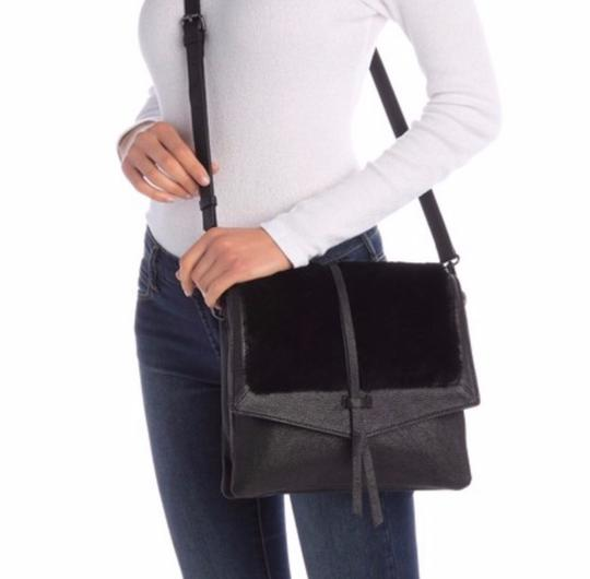 Kooba Shearling Yukon Cross Body Bag Image 2