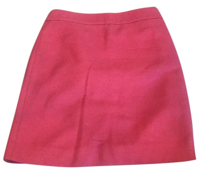 Preload https://img-static.tradesy.com/item/25405040/jcrew-pink-pencil-skirt-size-4-s-27-0-2-650-650.jpg